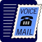 voicemail-message