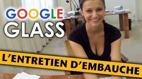 フランス人が作ったGoogle Glassの未来予想動画が面白い!
