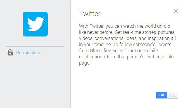 遂にGoogle GlassからTwitterへのツイート投稿が可能に