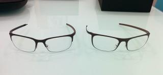 【動画あり】Google Glass用の公式眼鏡フレーム『Titanium Collection』開封と換装の儀 – これでほぼ普通の眼鏡並みに?