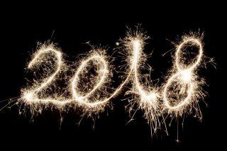 2018年、テックビューロ代表朝山貴生より新年のご挨拶